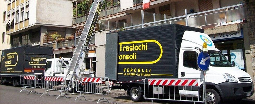 Traslochi Consoli Vercelli