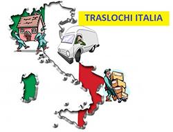 Traslochi Italia nazionali ed esteri logo