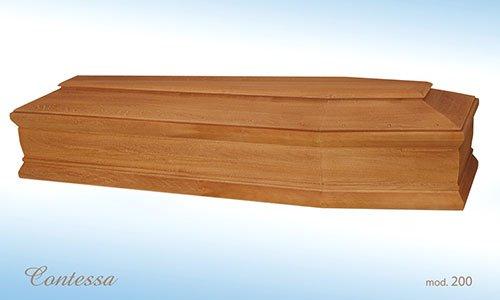 Bara di legno marrone chiaro