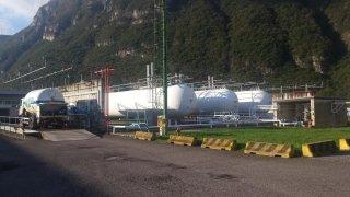 LPG-Depot Trient