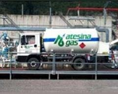 camion trasporto gas