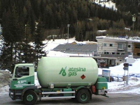 LPG-Tanklastwagen Trient