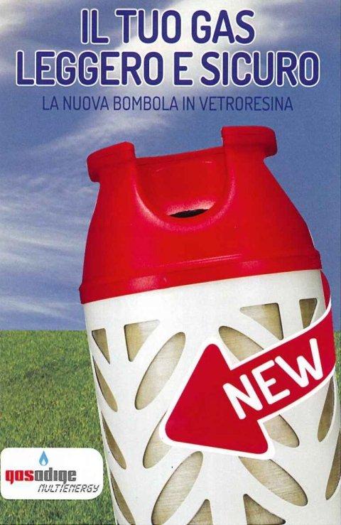 leichte LPG-Flaschen aus Glasfaser