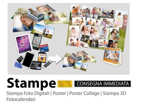 stampa foto digitale
