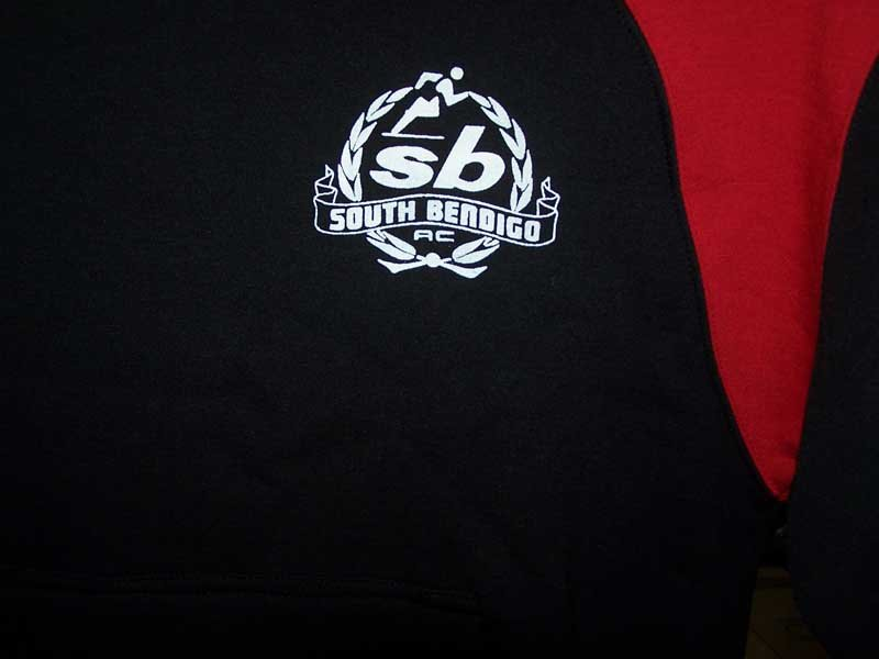 sb south bendigo screen printing