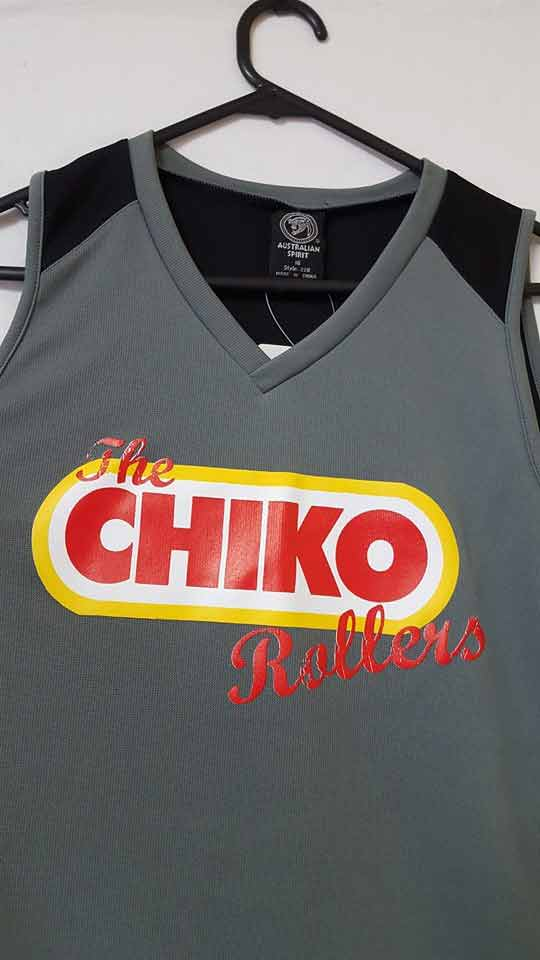 The Chiko Rollers Logo