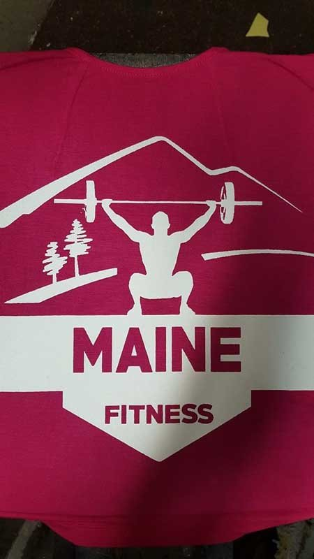 maine screen printing