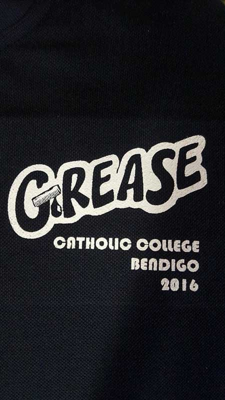 grease screen printing