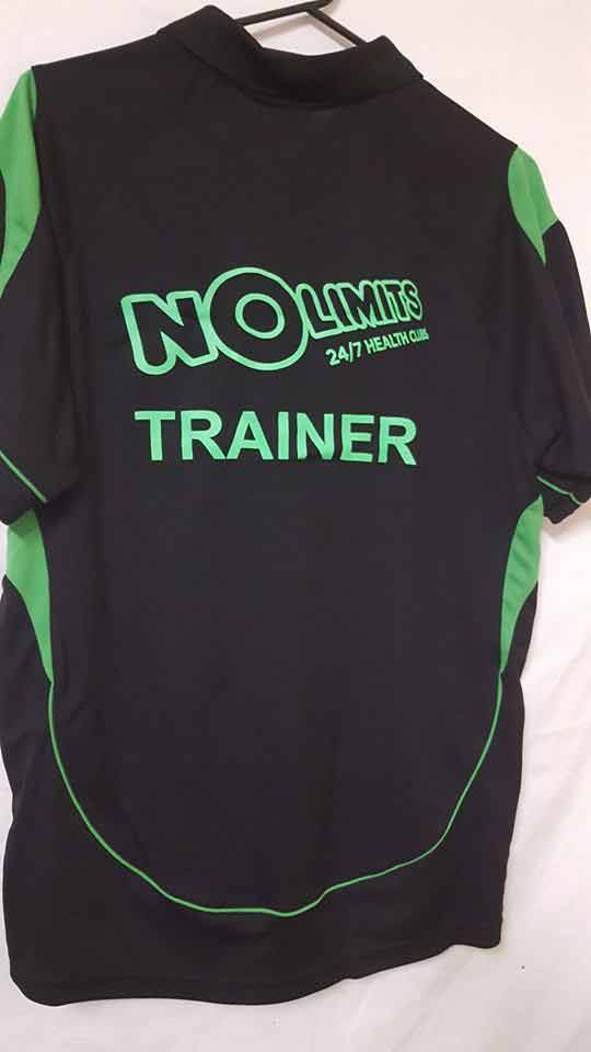 No Limits Trainer