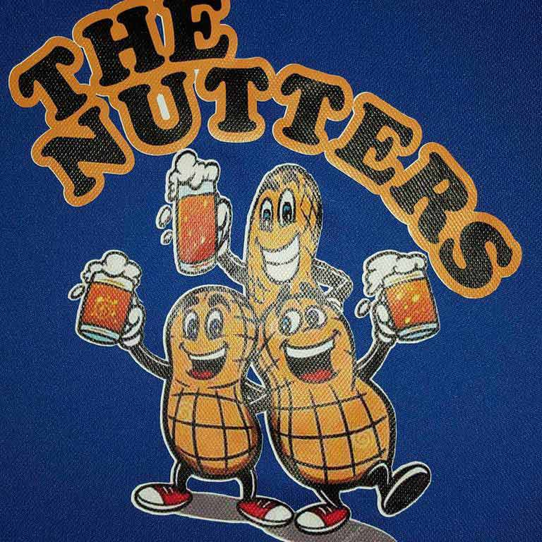 The Nutters Logo