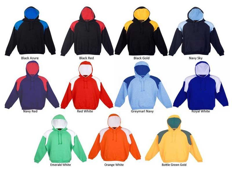 jacket color options