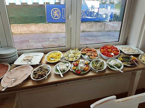 piatti pronti da servire