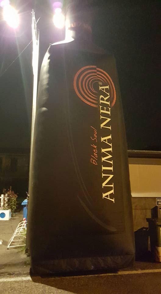 liquore a marchio Anima Nera