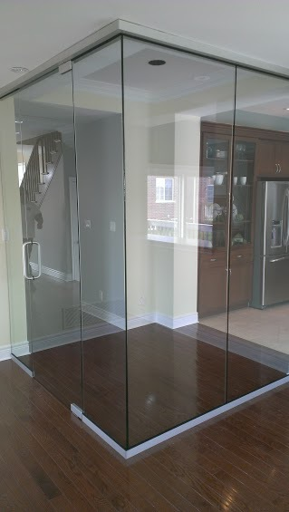 Glasspros ca glass pro commercial glass replacement hamilton for Commercial glass interior doors