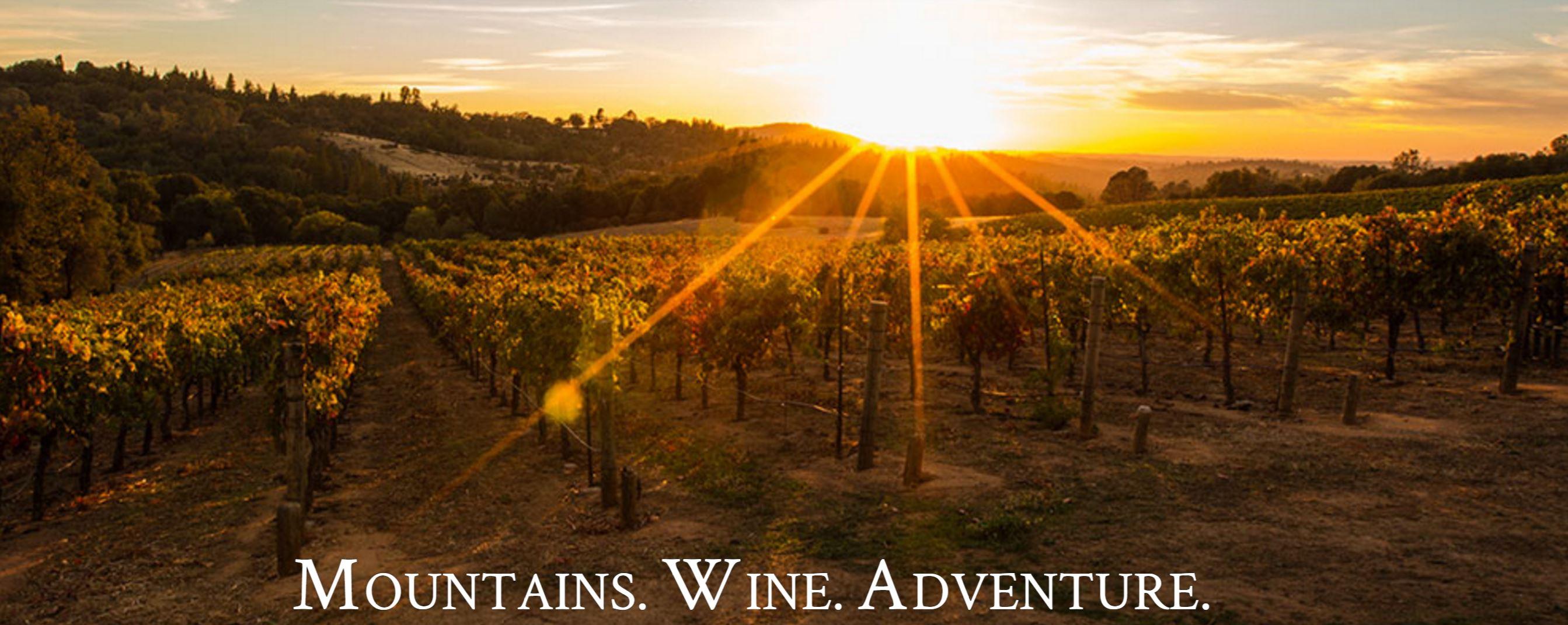 El Dorado County Wines