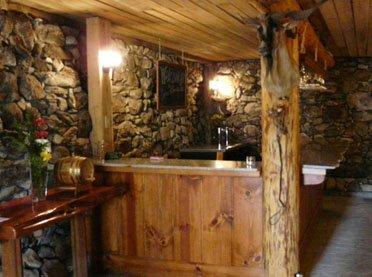 The Cellar Bar at The Davies Family Inn