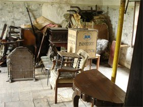 Antique dealers - Shrewsbury, Shropshire - Brian Taylor Antiques - Antique clearance