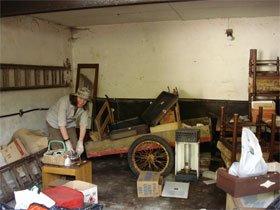 Antique furniture - Shrewsbury, Shropshire - Brian Taylor Antiques - House clear
