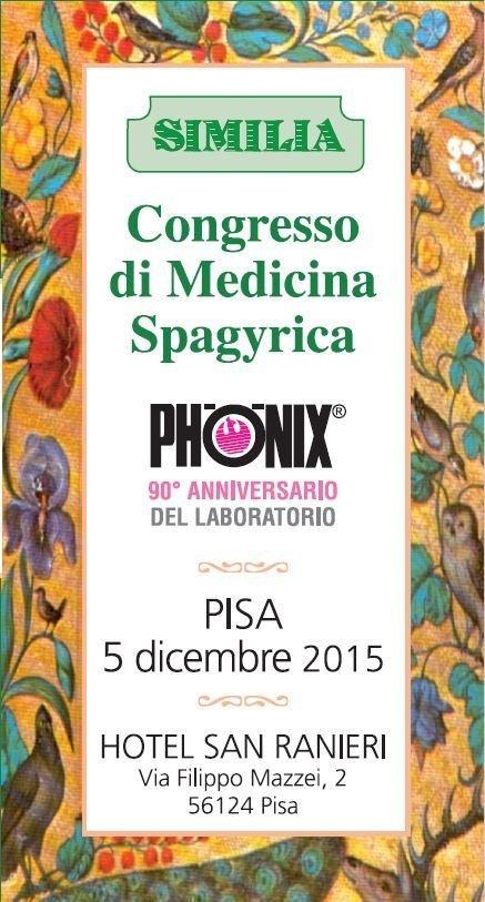 Congresso di Medicina Spagyrica