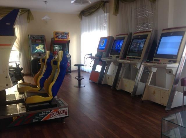 hotel con sala giochi riccione