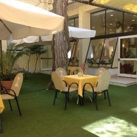 hotel san martino, spazi esterni, giardino