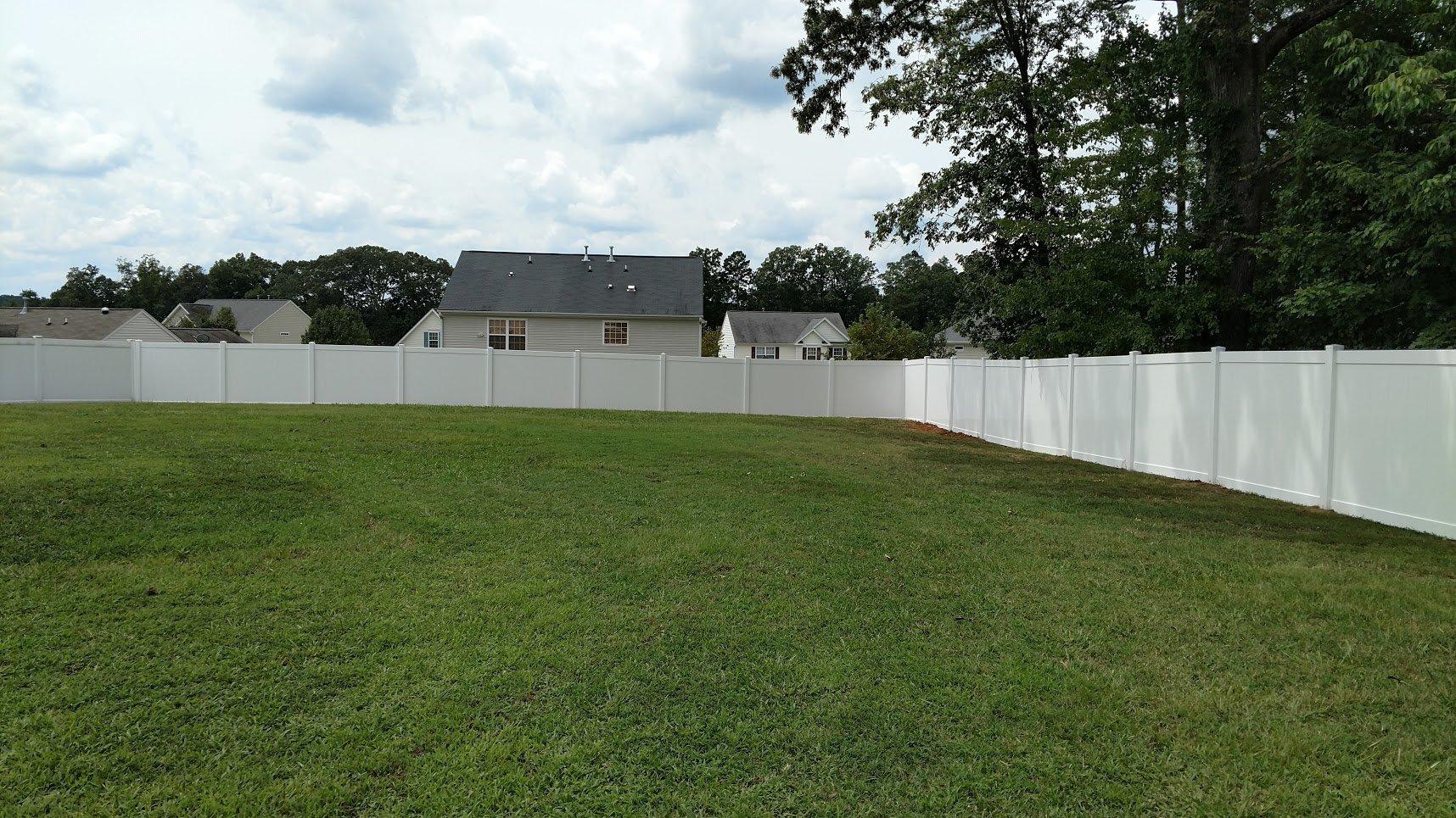 Fence Installation In Greensboro Nc Holman Fence Llc
