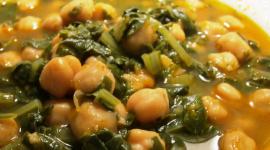 minestra di legumi