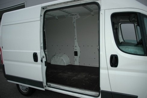 sportello furgone