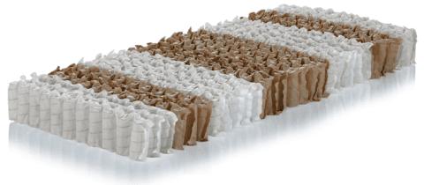 Materassi a Molle Insacchettate - Brescia - Trapuntificio Bresciano