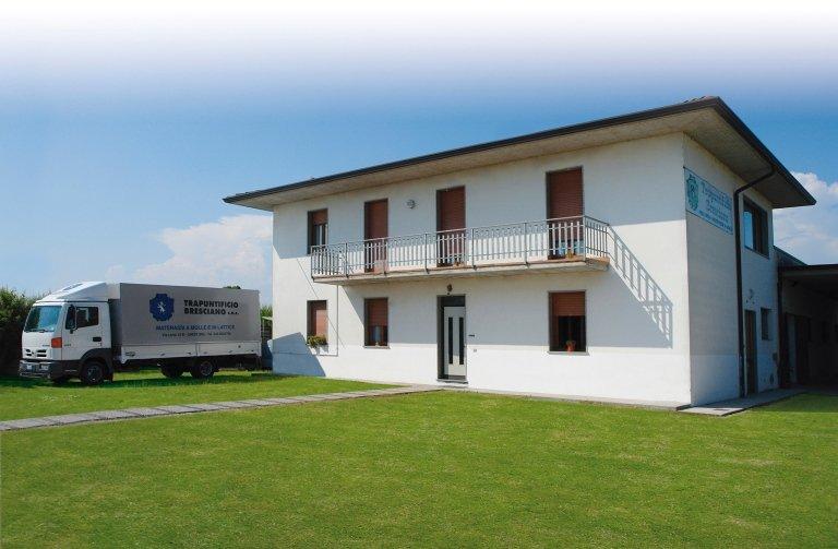 Trapuntificio Bresciano a Ghedi, Brescia