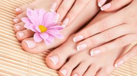 trattamento piedi, unghie dei piedi, manicure