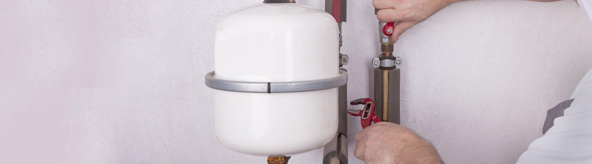 Reliable boiler installation