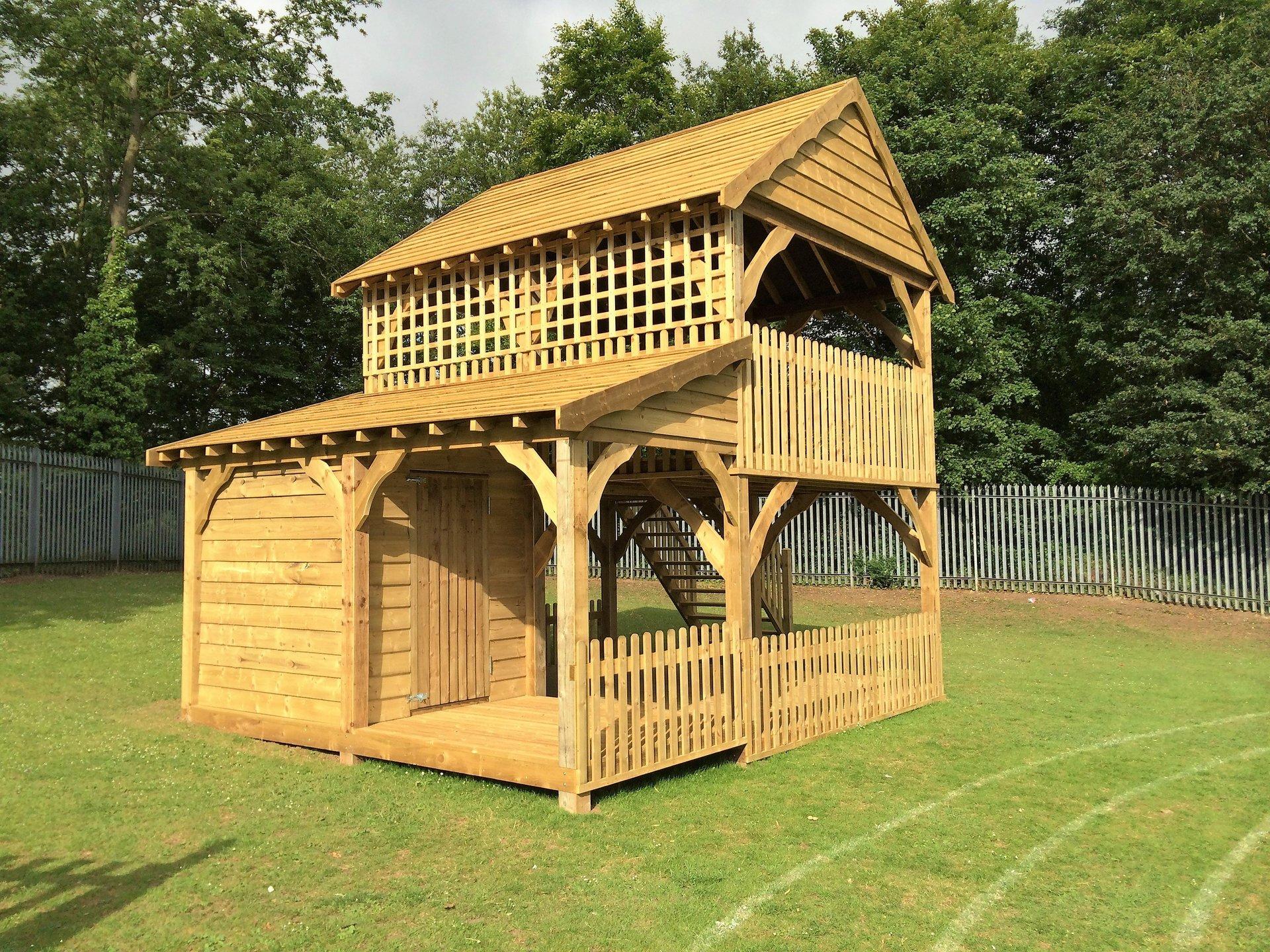 shed design pattern