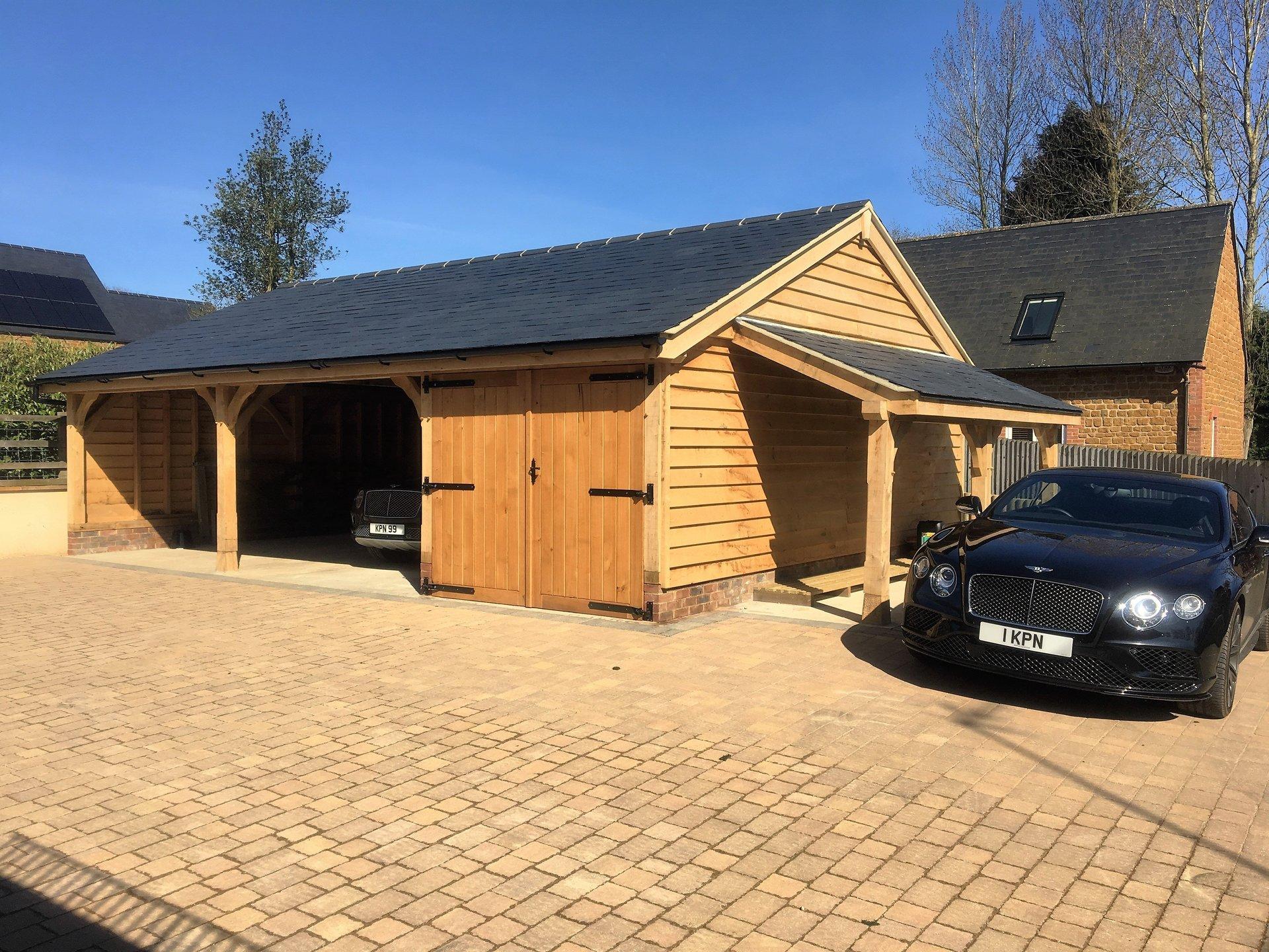 garage shed design