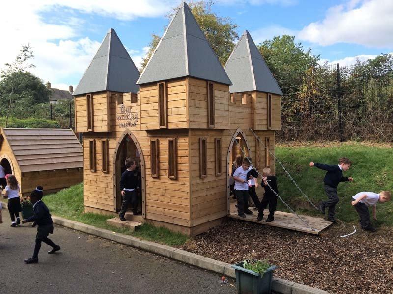 castle sheds