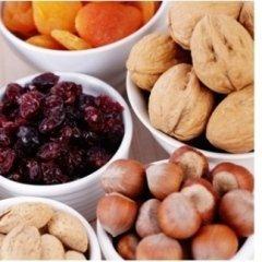 sacchetti per frutta e verdura secca