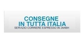 consegne in tutta italia - servizio corriere espresso