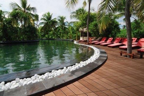 Pavimentazione per piscina