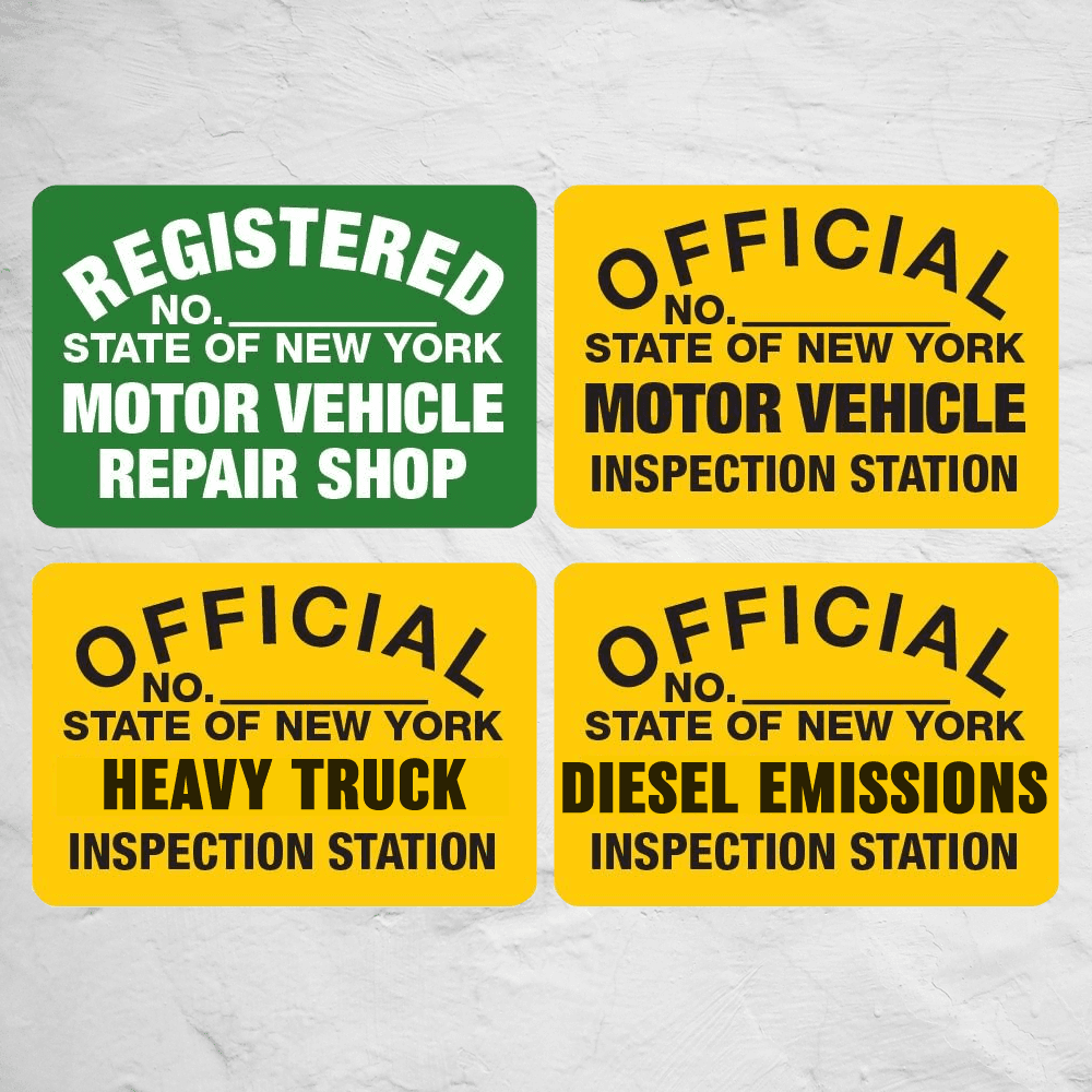New york state vehicle inspection vehicle ideas for Nj motor vehicle inspection