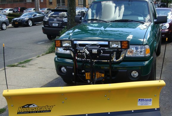 Gallery Fisher Snow Plows Spreaders Westchester