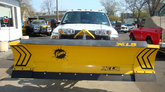 Gallery - Fisher Snow Plows & Spreaders - Westchester