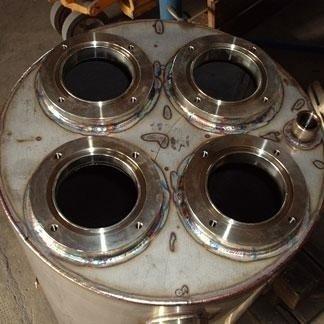 Boiler per il riscaldamento