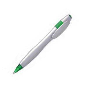 penna grigia e verde