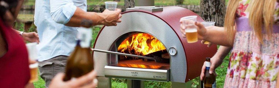 Rivenditore Roma Alfa Pizza, Forni Alfa Pizza
