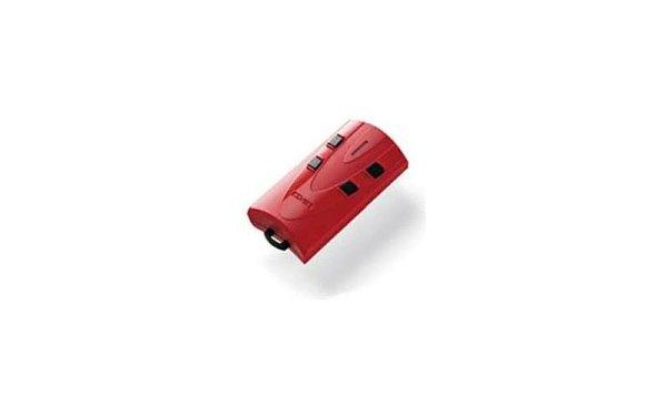 radiocomando rosso