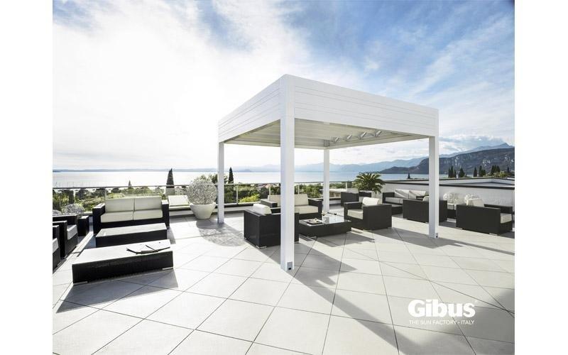 pergola med room terrazza