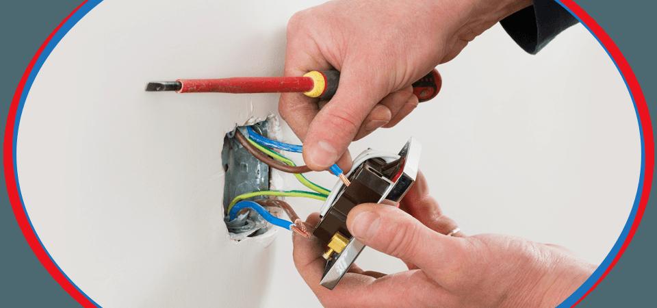Home electrical wiring in Bridgend