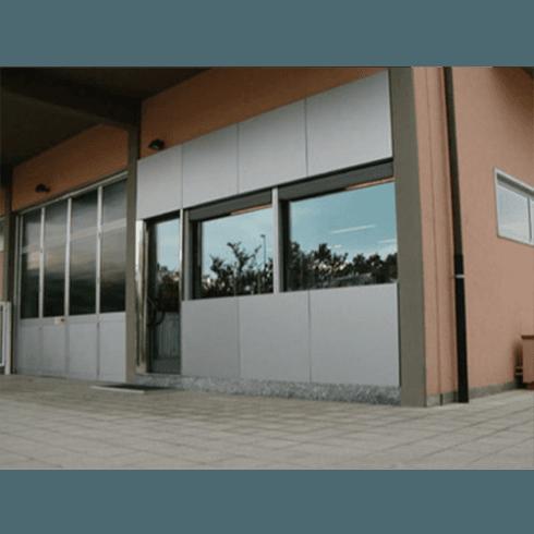 serramenti in alluminio - porte e finestre in alluminio