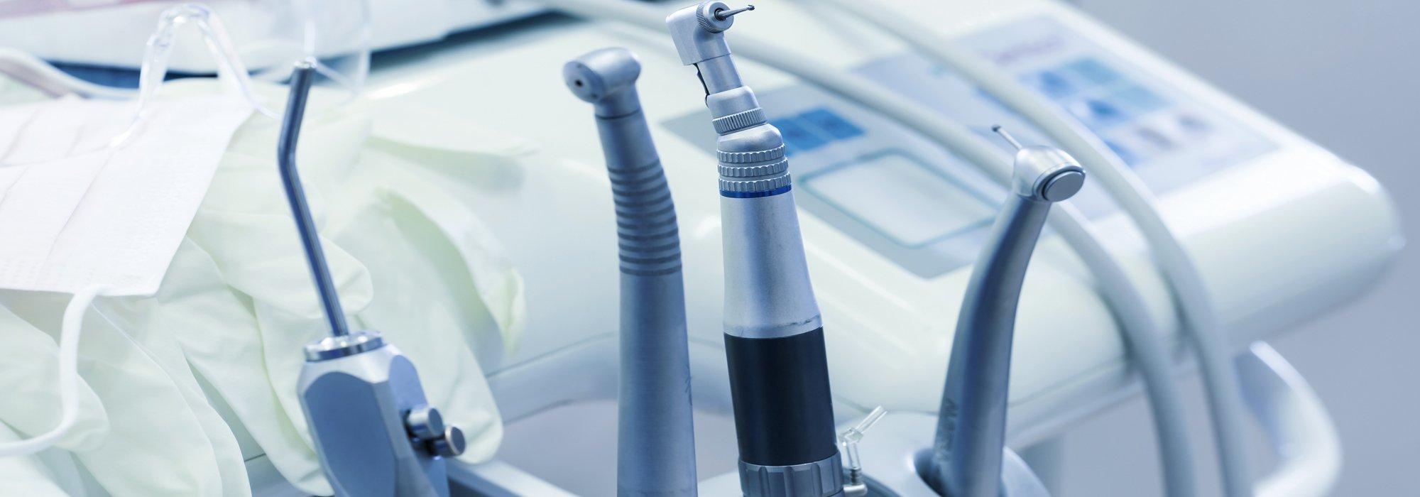 attrezzature del dentista