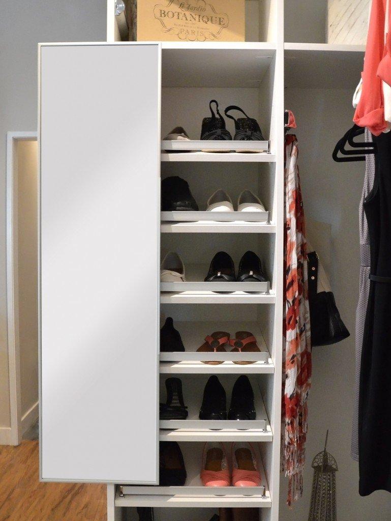 Closet Organizers Tie Racks Jewelry Drawers Shoe Racks